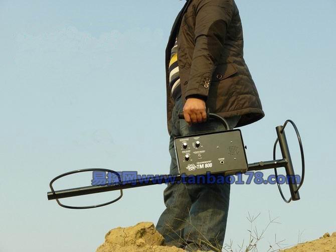 美国tm808地下金属探测器能够分辨金银宝藏的探测仪