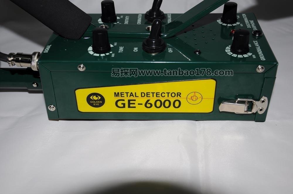 美国金眼ge6000地下金属探测器