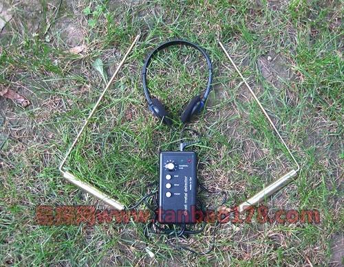 微型调频地下金属探测器