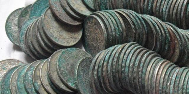 —许家老房子埋有银元